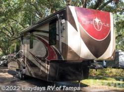 Used 2014  EverGreen RV  Lifestyle 38RS