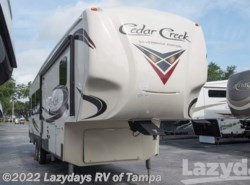 New 2019  Forest River Cedar Creek Silverback 33IK by Forest River from Lazydays RV in Seffner, FL