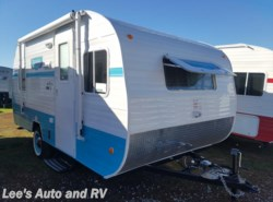 New 2017  Riverside RV Retro 177SE by Riverside RV from Lee's Auto and RV Ranch in Ellington, CT