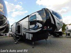 New 2018  Heartland RV Cyclone 4113 by Heartland RV from Lee's Auto and RV Ranch in Ellington, CT