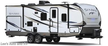 2018 Palomino Solaire 202RB