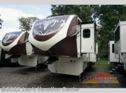 New 2017  Heartland RV Bighorn 3750FL by Heartland RV from Leo's Vacation Center in Gambrills, MD