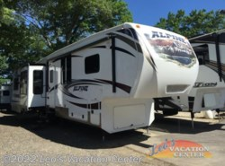 Used 2013 Keystone Alpine 3500RE available in Gambrills, Maryland