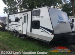 Used 2015  Jayco Jay Feather Ultra Lite X254 by Jayco from Leo's Vacation Center in Gambrills, MD