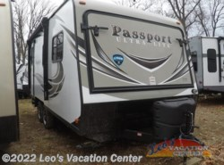 New 2018  Keystone Passport 217EXP Express by Keystone from Leo's Vacation Center in Gambrills, MD