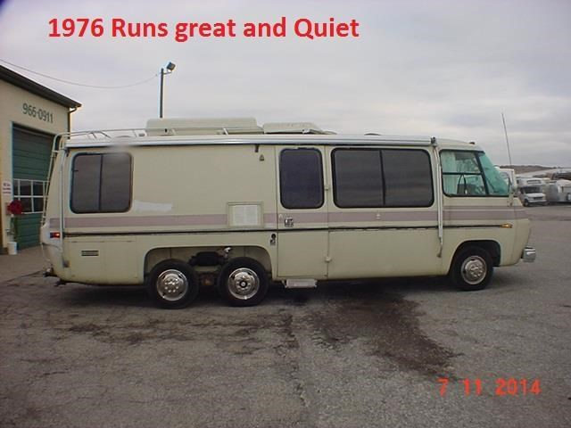 Gmc Motorhome For Sale >> 1976 Gmc Rv Eleganza For Sale In Louisville Ky 40219 3125 0674