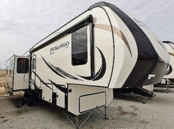 New 2017  K-Z Durango 336RET by K-Z from McClain's Longhorn RV in Sanger, TX