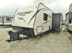New 2017  K-Z Sportsmen LE 261RLLE by K-Z from McClain's Longhorn RV in Sanger, TX