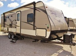 New 2018  K-Z Sportsmen LE 241RLLE by K-Z from McClain's Longhorn RV in Sanger, TX