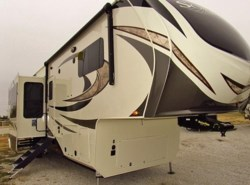 New 2018  Grand Design Solitude 375RES-R by Grand Design from McClain's RV Superstore in Corinth, TX
