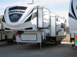 New 2017  Grand Design Momentum 395M by Grand Design from McClain's RV Fort Worth in Fort Worth, TX