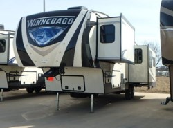 New 2017  Winnebago Voyage 35RL by Winnebago from McClain's RV Fort Worth in Fort Worth, TX