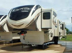 New 2018  Grand Design Solitude 360RL by Grand Design from McClain's RV Fort Worth in Fort Worth, TX