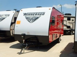 New 2018  Winnebago Micro Minnie 1705RD by Winnebago from McClain's RV Fort Worth in Fort Worth, TX