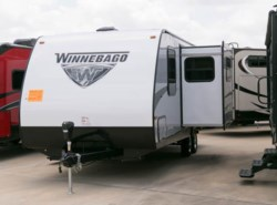 New 2018  Winnebago Minnie 2201DS by Winnebago from McClain's RV Fort Worth in Fort Worth, TX