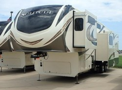 New 2018  Grand Design Solitude 377MBS by Grand Design from McClain's RV Fort Worth in Fort Worth, TX
