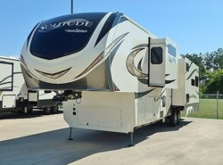 New 2018  Grand Design Solitude 373FB by Grand Design from McClain's RV Fort Worth in Fort Worth, TX