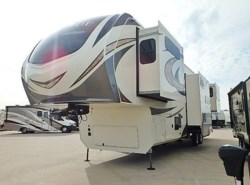 New 2018  Grand Design Solitude 375RES by Grand Design from McClain's RV Fort Worth in Fort Worth, TX