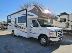 New 2017  Winnebago Minnie Winnie 25B by Winnebago from McClain's RV Superstore in Corinth, TX