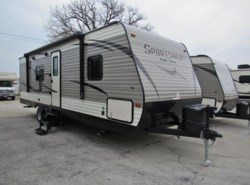 New 2017  K-Z Sportsmen LE 260BHLE by K-Z from McClain's RV Superstore in Corinth, TX