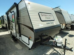New 2018  K-Z Sportsmen Classic 180QB by K-Z from McClain's RV Superstore in Corinth, TX