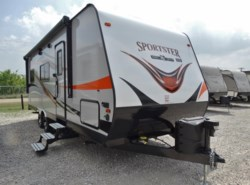 New 2018  K-Z Sportster 100 210TH by K-Z from McClain's RV Superstore in Corinth, TX