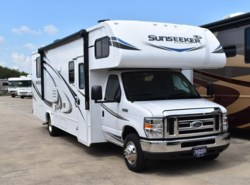 New 2018  Forest River Sunseeker 2850SLEF by Forest River from McClain's RV Superstore in Corinth, TX
