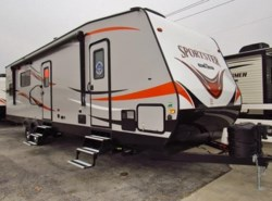 New 2018  K-Z Sportster 301THR by K-Z from McClain's RV Superstore in Corinth, TX