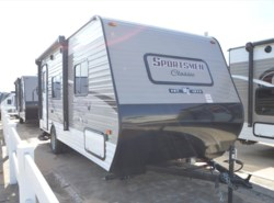 New 2017  K-Z Sportsmen Classic 160QB by K-Z from McClain's RV Superstore in Corinth, TX