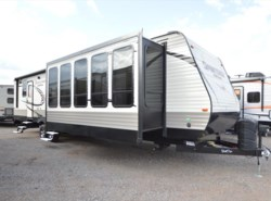New 2018  K-Z Sportsmen 363FL by K-Z from McClain's RV Oklahoma City in Oklahoma City, OK