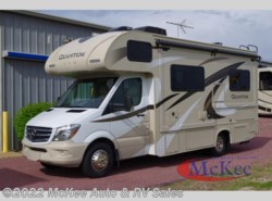New 2017  Thor Motor Coach Quantum KM24 by Thor Motor Coach from McKee Auto & RV Sales in Perry, IA