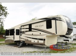 Used 2017  Forest River Cedar Creek Champagne Edition 38EL by Forest River from McKee Auto & RV Sales in Perry, IA