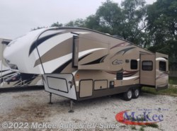 Used 2015  Keystone Cougar X-Lite 29RET by Keystone from McKee Auto & RV Sales in Perry, IA
