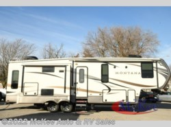 Used 2016  Keystone Montana 3160 RL by Keystone from McKee Auto & RV Sales in Perry, IA