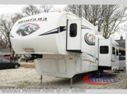 Used 2011  Keystone Mountaineer 326RLT by Keystone from McKee Auto & RV Sales in Perry, IA