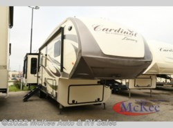 New 2018  Forest River Cardinal Luxury 3525SOX by Forest River from McKee Auto & RV Sales in Perry, IA