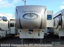 New 2017  Palomino Columbus Compass 340RKC by Palomino from Campers Inn RV in Hatfield, PA