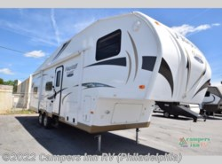 Used 2012  Forest River Flagstaff Classic 8528BHSS by Forest River from Campers Inn RV in Hatfield, PA