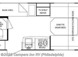Used 2009  Cruiser RV Fun Finder 160 by Cruiser RV from Campers Inn RV in Hatfield, PA
