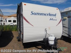 Used 2015  Keystone  Summerland 1800 by Keystone from Campers Inn RV in Hatfield, PA