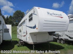 Used 2005  Rockwood  8281SS by Rockwood from Mekkelsen RV Sales & Rentals in East Montpelier, VT