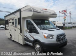 Used 2017  Coachmen Freelander Micro Minnie 20CB by Coachmen from Mekkelsen RV Sales & Rentals in East Montpelier, VT