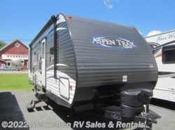 Used 2017  Dutchmen Aspen Trail 2750 BHS by Dutchmen from Mekkelsen RV Sales & Rentals in East Montpelier, VT