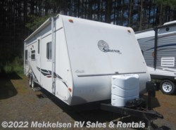 Used 2007  Forest River Surveyor 263 by Forest River from Mekkelsen RV Sales & Rentals in East Montpelier, VT