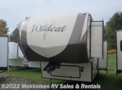 New 2017  Forest River Wildcat 28SGX by Forest River from Mekkelsen RV Sales & Rentals in East Montpelier, VT