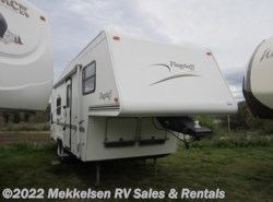 Used 2001  Forest River Flagstaff M523RB by Forest River from Mekkelsen RV Sales & Rentals in East Montpelier, VT