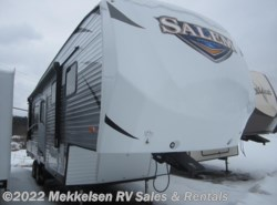 New 2017  Forest River Salem F29RKSS by Forest River from Mekkelsen RV Sales & Rentals in East Montpelier, VT