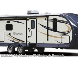 New 2017  Forest River Salem Hemisphere Lite 326RL by Forest River from Mekkelsen RV Sales & Rentals in East Montpelier, VT