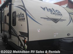 New 2018  Gulf Stream Vista Cruiser 17RWD by Gulf Stream from Mekkelsen RV Sales & Rentals in East Montpelier, VT