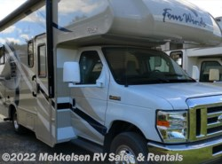 New 2018  Thor Motor Coach Four Winds 22E by Thor Motor Coach from Mekkelsen RV Sales & Rentals in East Montpelier, VT